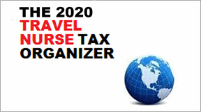 2019 Travel Nurse Tax Organizer